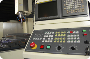 CNC Machine Controls